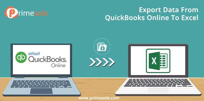 export data from quickbooks online to excel