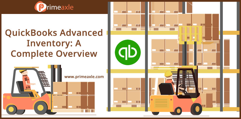 quickbooks advanced inventory