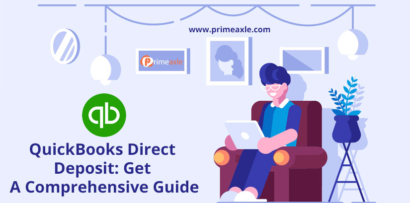 quickbooks direct deposit