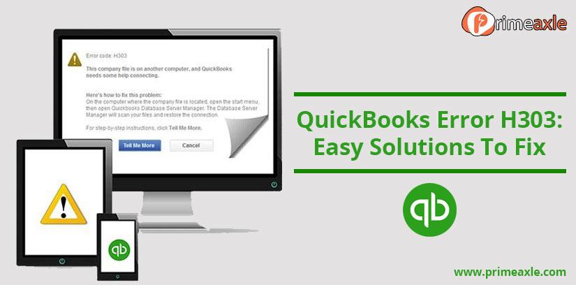 quickbooks error h303