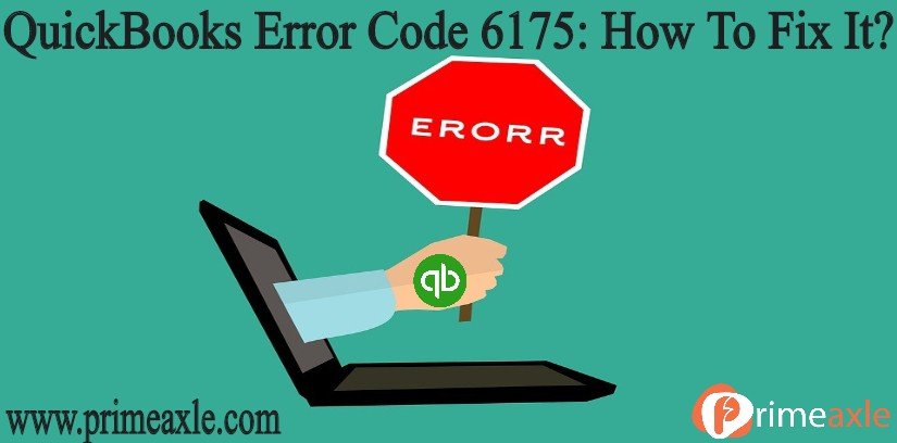 quickbooks error code 6175